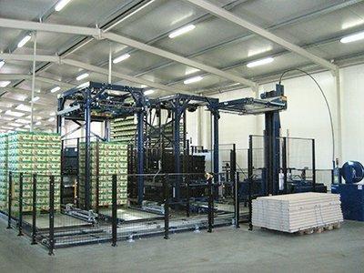 Omsnoeringsmachines voor de voedingsindustrie | Reisopack